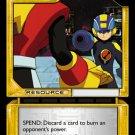 MEGAMAN GAME CARD MEGA MAN 3C15 Doubting Navi