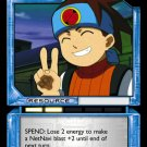 MEGAMAN GAME CARD MEGA MAN 2C33 Peace