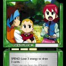 MEGAMAN GAME CARD MEGA MAN 3U52 Food Education