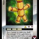 MEGAMAN GAME CARD MEGA MAN 4U46 VoodooDoll