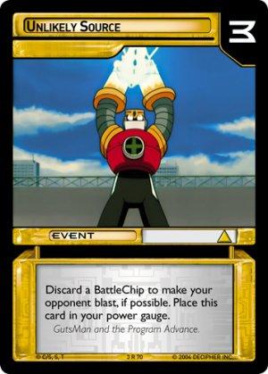 MEGAMAN GAME CARD MEGA MAN 3R70 Unlikely Source