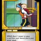 MEGAMAN GAME CARD MEGA MAN 1C52 It's an Emergency