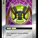 MEGAMAN GAME CARD MEGA MAN 2C13 WhiteWeb1