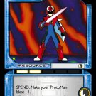 MEGAMAN GAME CARD MEGA MAN 2C46 Talking Smack