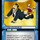 MEGAMAN GAME CARD MEGA MAN 2C19 Bitten