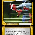 MEGAMAN GAME CARD MEGA MAN 2C20 CHARGE FORWARD