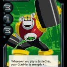 MEGAMAN GAME CARD MEGA MAN 1C2  GutsMan Body Strength