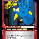 MEGAMAN GAME CARD MEGA MAN 2R74 Licensed to Delete