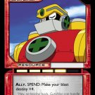 MEGAMAN GAME CARD MEGA MAN 3R74 GutsMan Full Out Battler