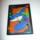 MEGAMAN GAME CARD MEGA MAN SPECIAL PROMO PRISM FOIL  3ST81 SHARK MAN AQUATIC ENFORCER