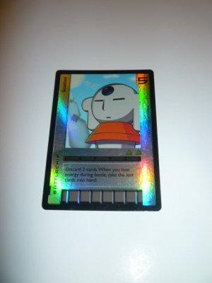 MEGAMAN GAME CARD MEGA MAN SPECIAL PROMO PRISM FOIL 1P3 GUARDIAN