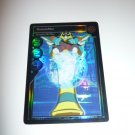 MEGAMAN GAME CARD MEGA MAN SPECIAL PROMO PRISM FOIL  2ST78 PHARAOH MAN ULTIMATE NET NAVI