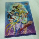 SAILOR MOON JAPAN CLEAR MINI FILE INNER SENSHI