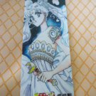 SAILOR MOON MANGA BOOKMARK CARD SERENITY HOLD MOON ROD