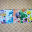SAILOR MOON MANGA BOOKMARK CARD INNER  LINES
