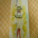 SAILOR MOON MANGA BOOKMARK CARD MOON SUPER S FULL