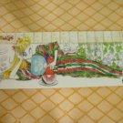 SAILOR MOON MANGA BOOKMARK CARD MINAKO KIMONO