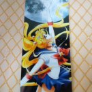SAILOR MOON CRYSTAL  BOOKMARK CARD  MOON CRYSTAL FLOWER