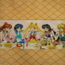 SAILOR MOON CRYSTAL  BOOKMARK CARD INNER SENSHI CHIPS TIME -A