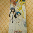 SAILOR MOON CRYSTAL  BOOKMARK CARD INNER SENSHI WHITE DRESSES
