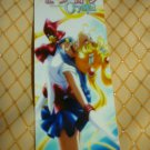 SAILOR MOON CRYSTAL  BOOKMARK CARD CLOSED EYES UP POSE