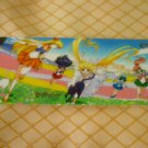 SAILOR MOON CRYSTAL  BOOKMARK CARD SERENITY INNER SENSHI CATS HAPPY RUN