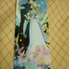 SAILOR MOON CRYSTAL CASTLE RAINBOW BUTTERFLY BOOKMARK CARD ENDYMION SERENITY