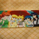 SAILOR MOON CRYSTAL  BOOKMARK CARD INNER HAPPY -A
