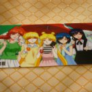 SAILOR MOON CRYSTAL  BOOKMARK CARD INNER HAPPY -C