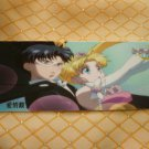 SAILOR MOON CRYSTAL  BOOKMARK CARD USAGI MAMORU