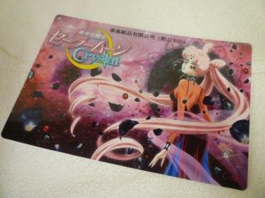 SAILOR MOON JUMBO BOARD CRYSTAL CARD BLACK LADY