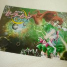 SAILOR MOON JUMBO BOARD CRYSTAL CARD JUPITER