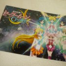 SAILOR MOON JUMBO BOARD CRYSTAL CARD INNER GROUP CHIBIMOON