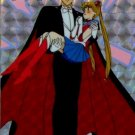 SAILOR MOON ULTRA RARE SAILORMOON PRISM PP-1 CARD #48 JAPAN PULL PACK 1