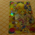 SAILOR MOON STICKER PRISM CARD ULTRA RARE MANGA ETERNAL MOON GROUP W/ CHIBI CHIBI