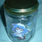 Sailor moon ITS DEMO Glass Limited Empty Bottle Jar Uranus Neptune Pluto Saturn