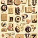 Elegant Alphabet - Epoch