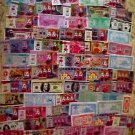 Large lot of 60 all different Hell Bank Notes