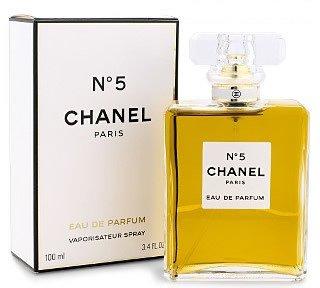 Chanel No.5  Eau De Parfum  3.4oz - 100mL