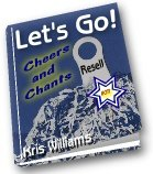 Let's Go! Cheers and Chants! by Kris Williams - Resell eBook!