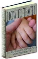 How to Teach - Resell eBook!