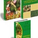 A Guide to Home Vegetable Gardening - 3 eBook Package!