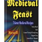 Medieval Feast - Resell eBook!