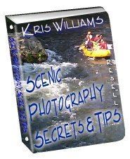 Scenic Photography by Kris Williams - Resell eBook!