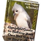 Build Your Own Bird Table - Resell eBook!