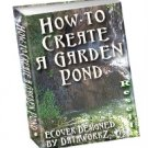 How-to Create a Pond - Resell eBook!
