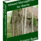 Weed Managment for Barns - Resell eBook