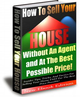How to Sell Your House - Resell eBook!