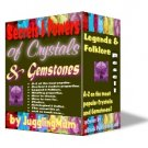 Secrets and Powers of Crystals and Gemstones - Resell EXE eBook!