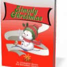 Simply Christmas - Resell eBook